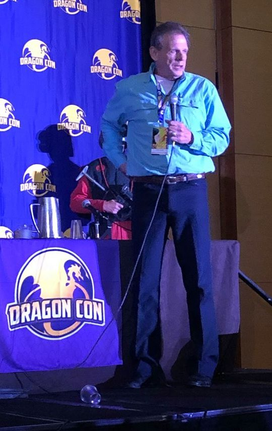 Marc Singer at DragonCon 2019
